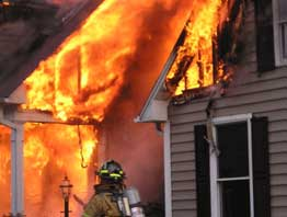 Fire Damage Restoration in Washington