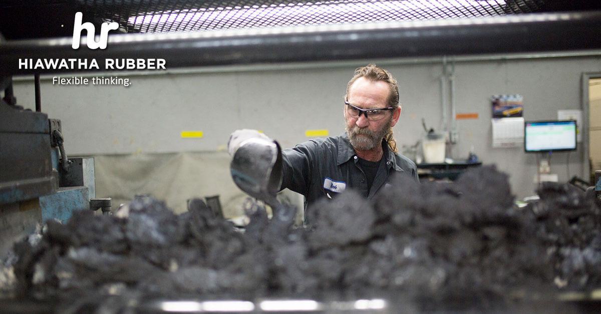 Industrial Rubber Product Manufacturing in Cedar Rapids, IA