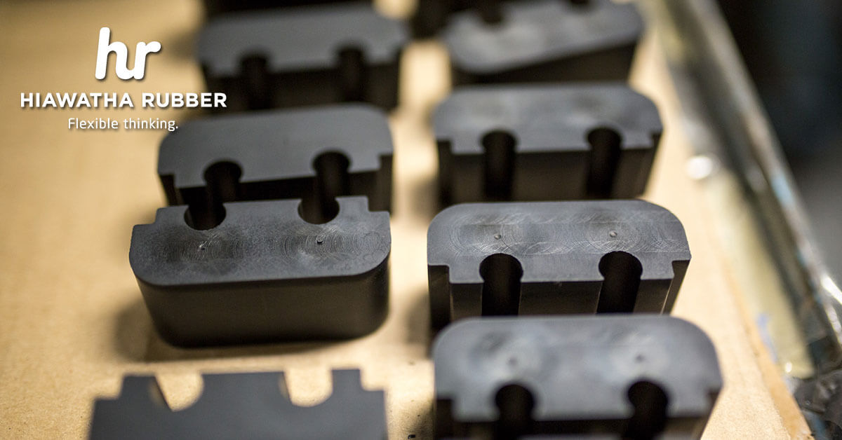 Rubber Product Manufacturing in Rochester, MN