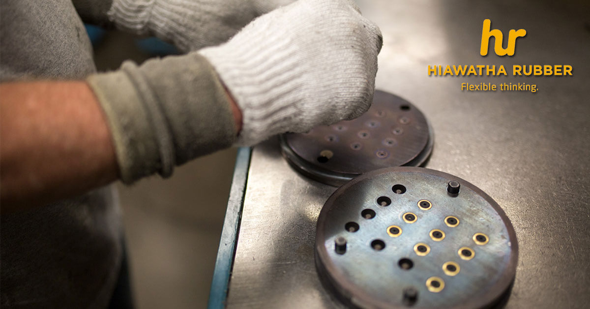 Custom Rubber Product Manufacturing in Rochester, MN