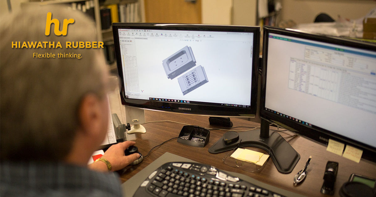 Custom Rubber Product Manufacturing in Milwaukee, WI