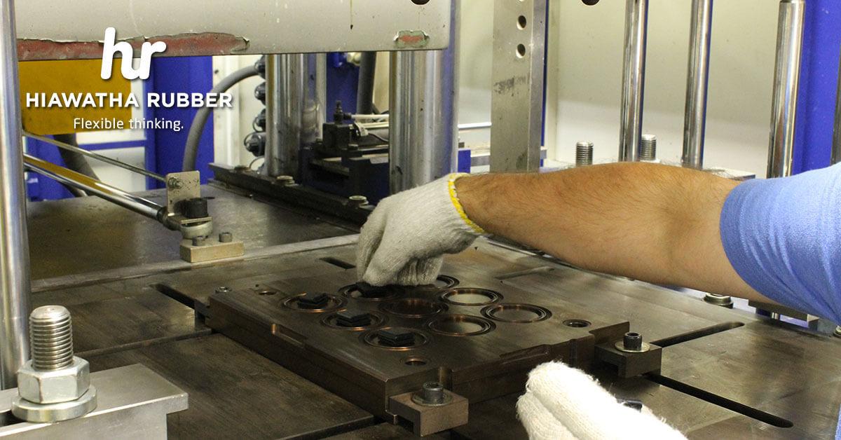 Industrial Rubber Parts in Omaha, NE
