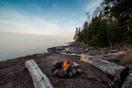 Year Round Vacation Cottages and Motel on Lake Superior in Two Harbors, MN