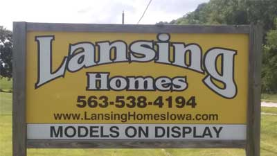 Lansing Homes - Custom Ranch Style in Homes in Iowa and Wisconsin