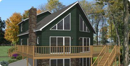 Tamarack Floor Plan