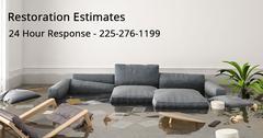 Restoration Mitigation Estimator in Shreveport, LA
