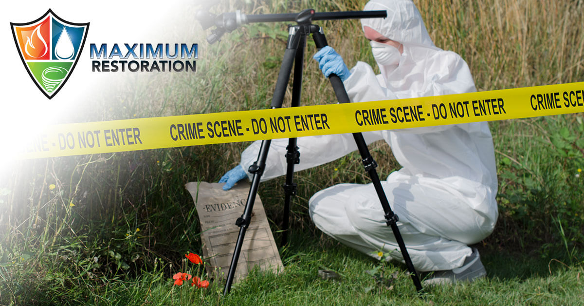 Crime Scene Cleaning Services in Huber Heights, OH