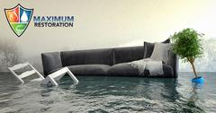 Emergency Flood Damage Restoration in Germantown, OH