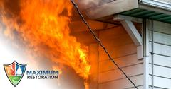 Fire Damage Cleanup in West Carrollton, OH