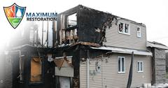 Smoke and Soot Damage Cleanup in Moraine, OH