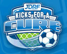 JDRF Kicks For A Cure