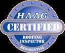 HAAG Certified Roofing Inspector
