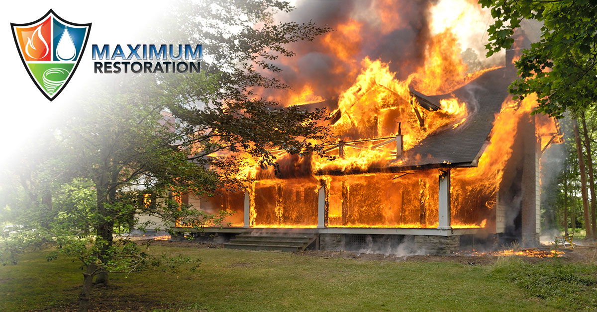Fire and Smoke Damage Restoration in Oakwood, OH