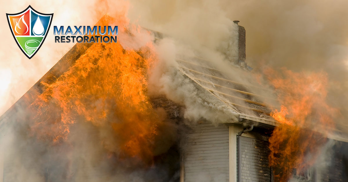 Fire Damage Restoration in Huber Heights, OH