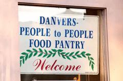 Visiting the Danvers People to People Food Pantry