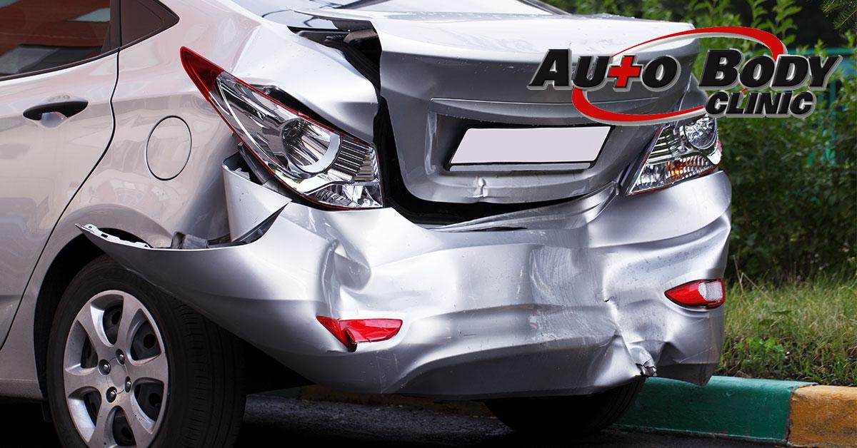 Car Body Repair in Reading, MA