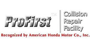 Honda ProFirst Collision Repair Facility