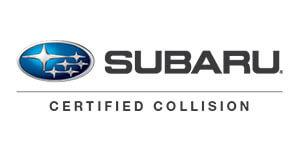 Subaru Certified Collision