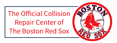 The Official Collision Repair Center of The Boston Red Sox