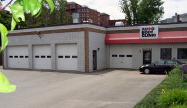 collision repair center in Beverly, MA