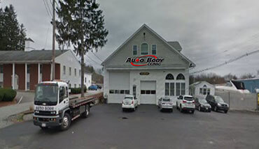 collision repair center in Billerica, MA