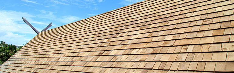 Wood Shingle & Shake Roof Systems