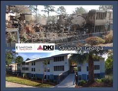 Disaster Reconstruction in Sandy Springs, GA