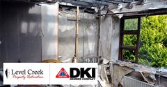 Fire and Smoke Damage Cleanup in Peachtree Corners, GA