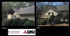 Damage Reconstruction in Athens, GA