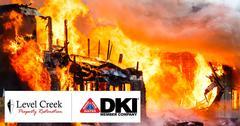 Fire and Smoke Damage Restoration in Alpharetta, GA