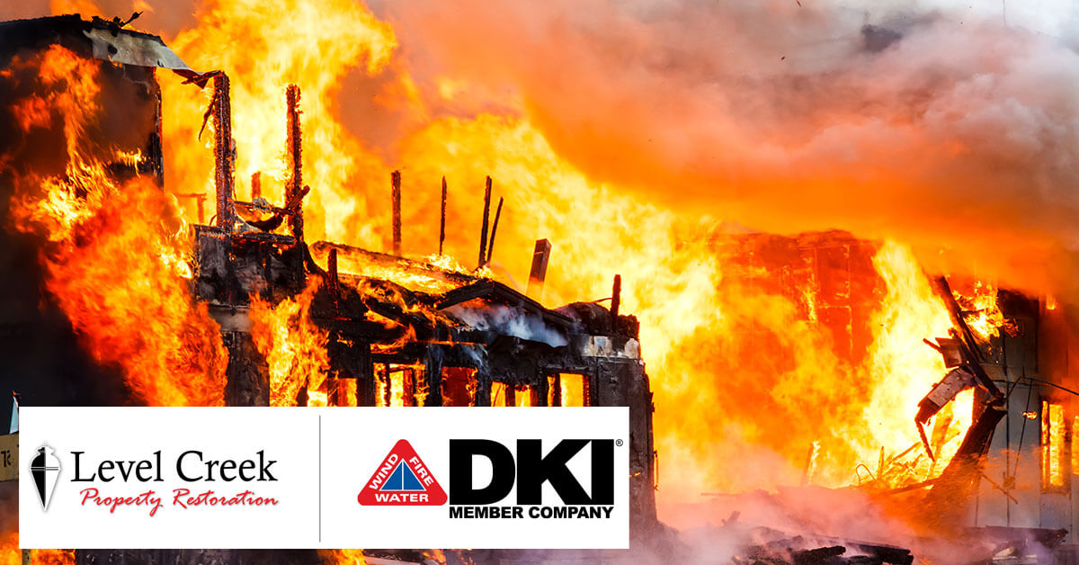 Fire and Smoke Damage Repair in Sugar Hill, GA