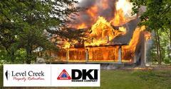 Fire and Smoke Damage Restoration in Sugar Hill, GA