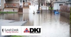 Flood Damage Mitigation in Sugar Hill, GA