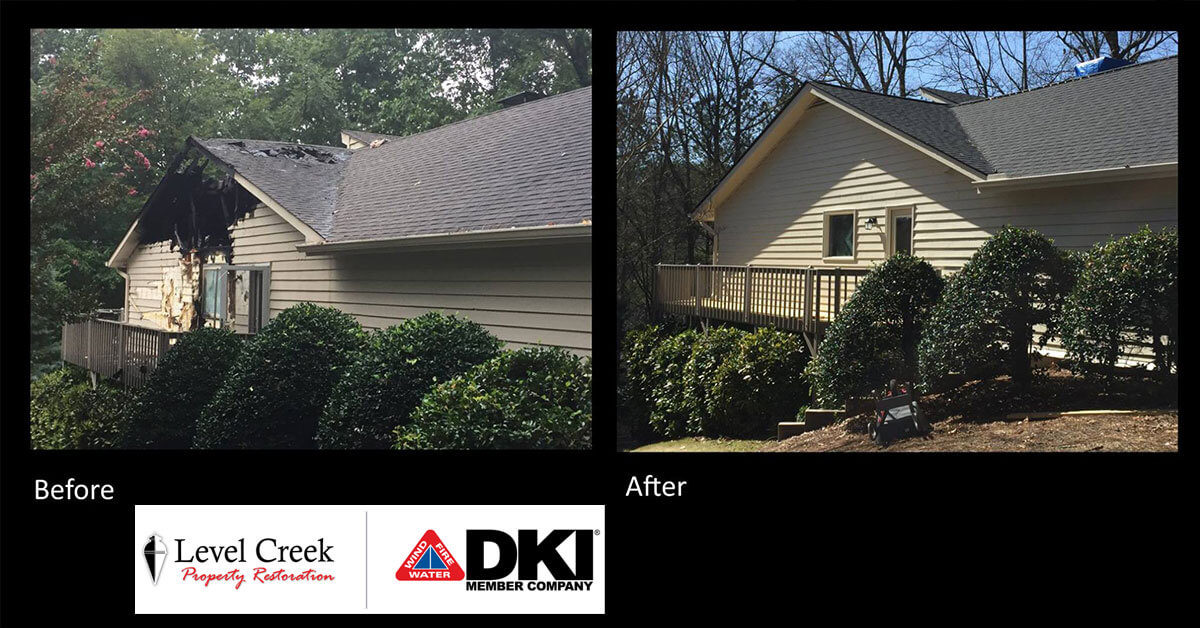 Property Restoration in Roswell, GA