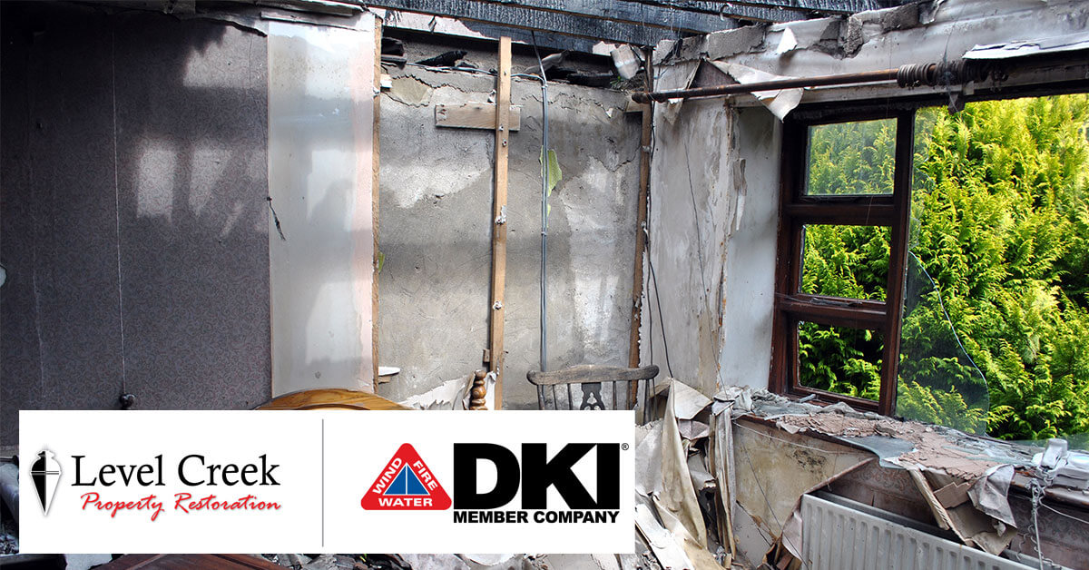 Fire and Smoke Damage Restoration in Lawrenceville, GA