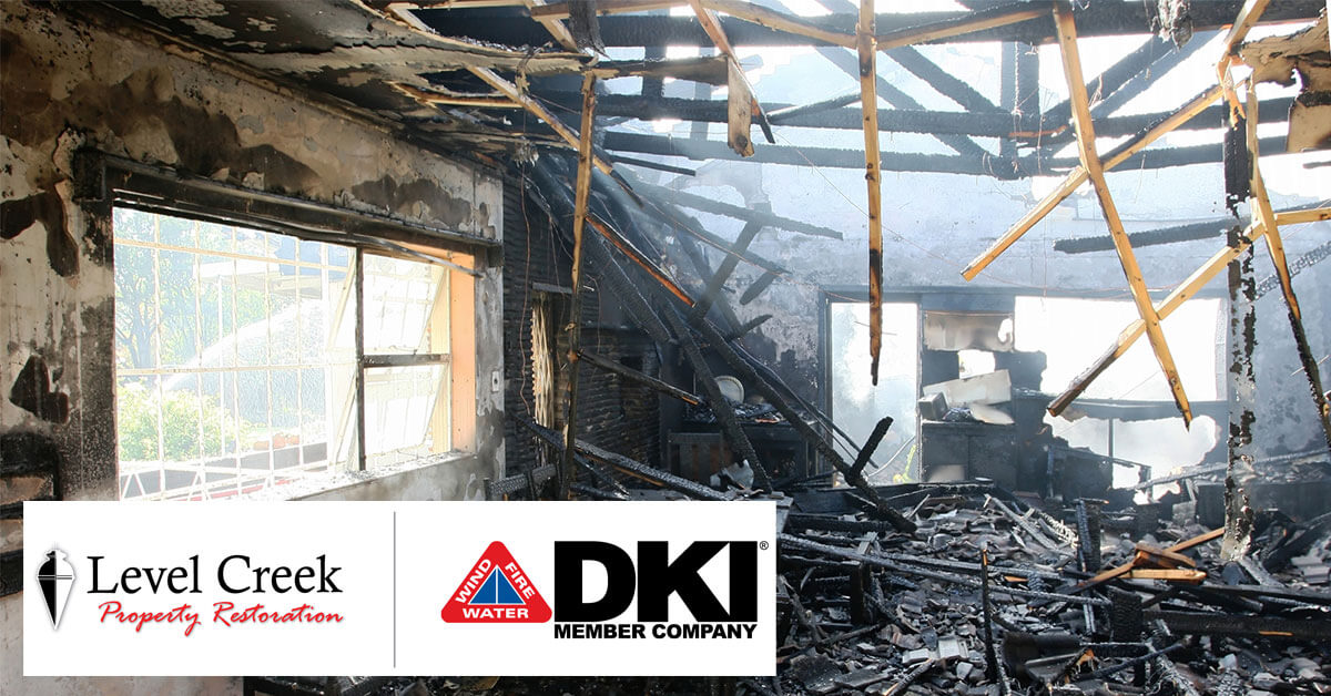 Fire and Smoke Damage Cleanup in Norcross, GA