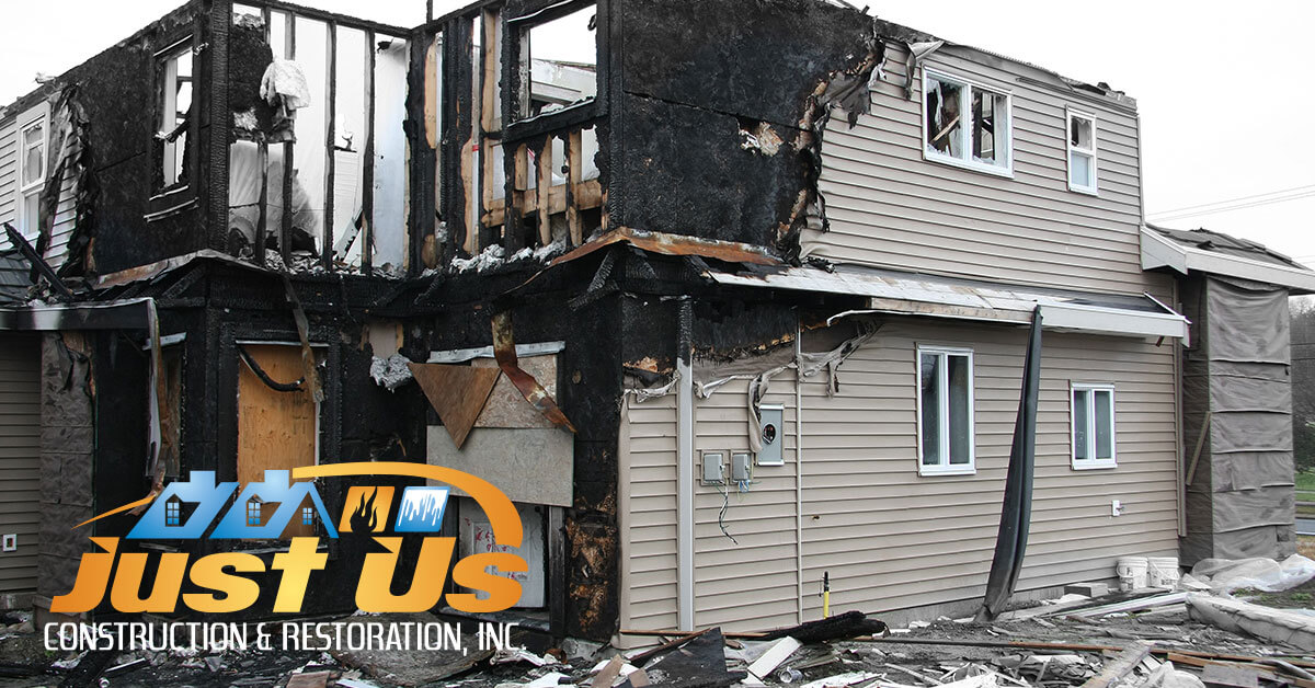 Fire, Smoke and Soot Damage Remediation in Andover, MN
