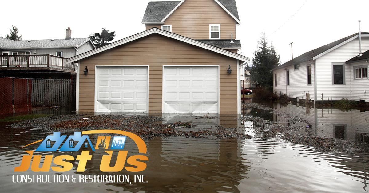 Flood Damage Repair in Edina, MN