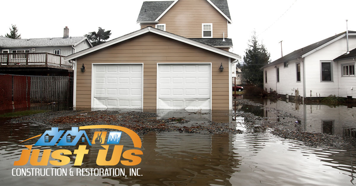 Flood Damage Restoration in Saint Louis Park, MN