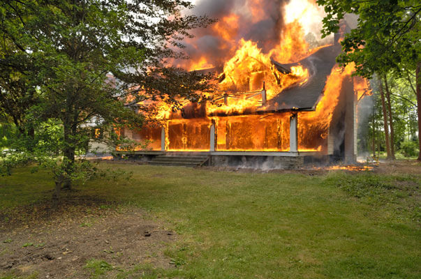 Fire Damage Remediation in Andover, MN