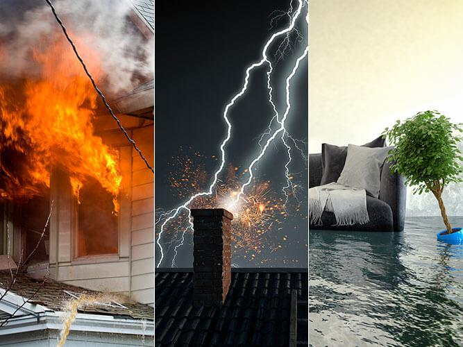 Storm Damage Restoration Contractors in Andover, MN