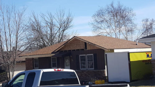residential roofing repair and installation in Mt Pleasant, WI