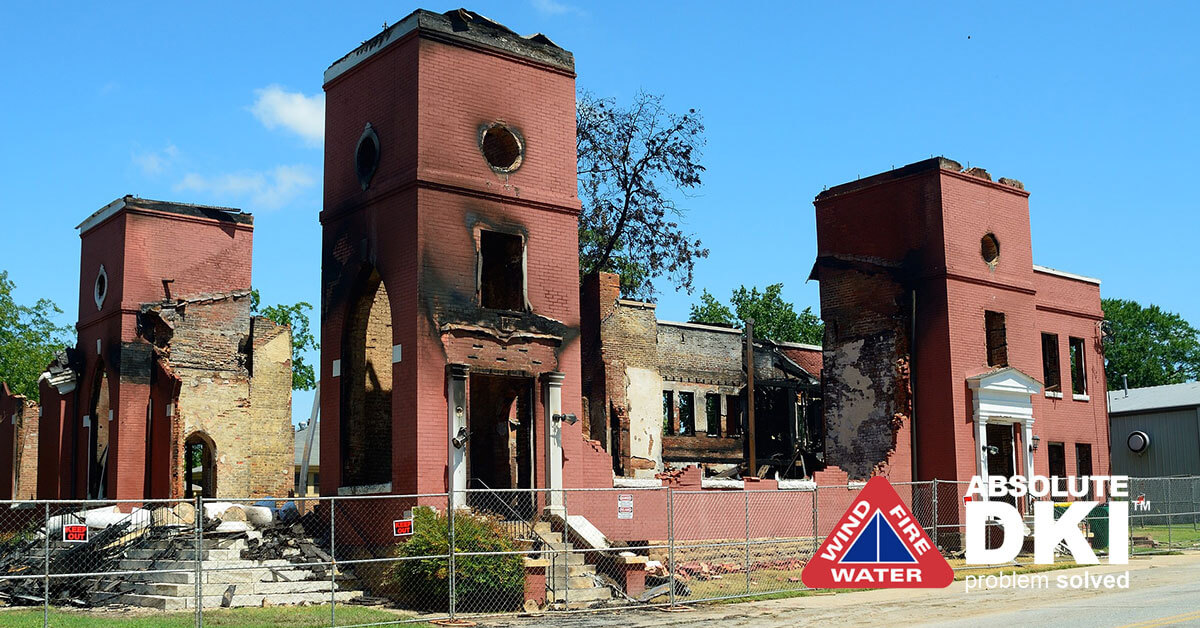 Fire and Smoke Damage Removal in Walworth, WI