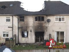 Fire and Smoke Damage Restoration in Taylor Mill, KY