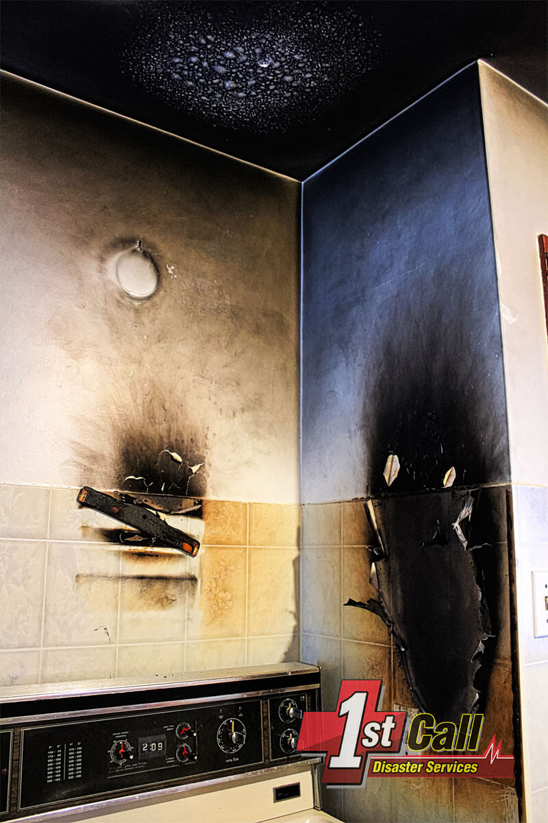 Fire and Smoke Damage Restoration in Lakeside Park, KY