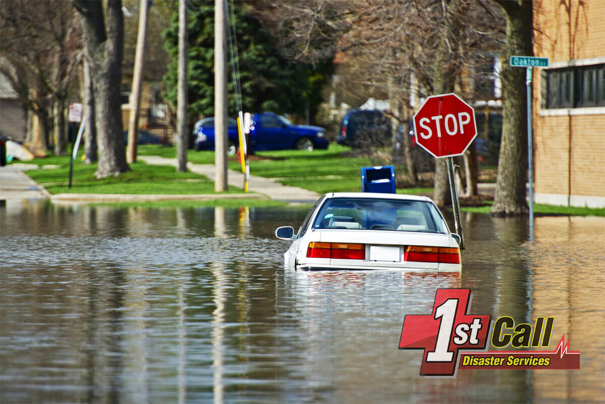 Flood Damage Repair in Independence, KY