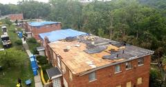 1st Call Helped The Flats Apartments in Westwood Recover From Serious Tornado Damage
