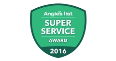 1st Call Disaster Services Has Earned the Home Service Industry's Coveted Angie's List Super Service Award!