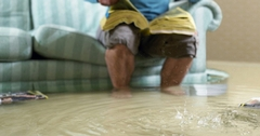 The Quicker You React To Water Damage… The More Damage You Can Prevent