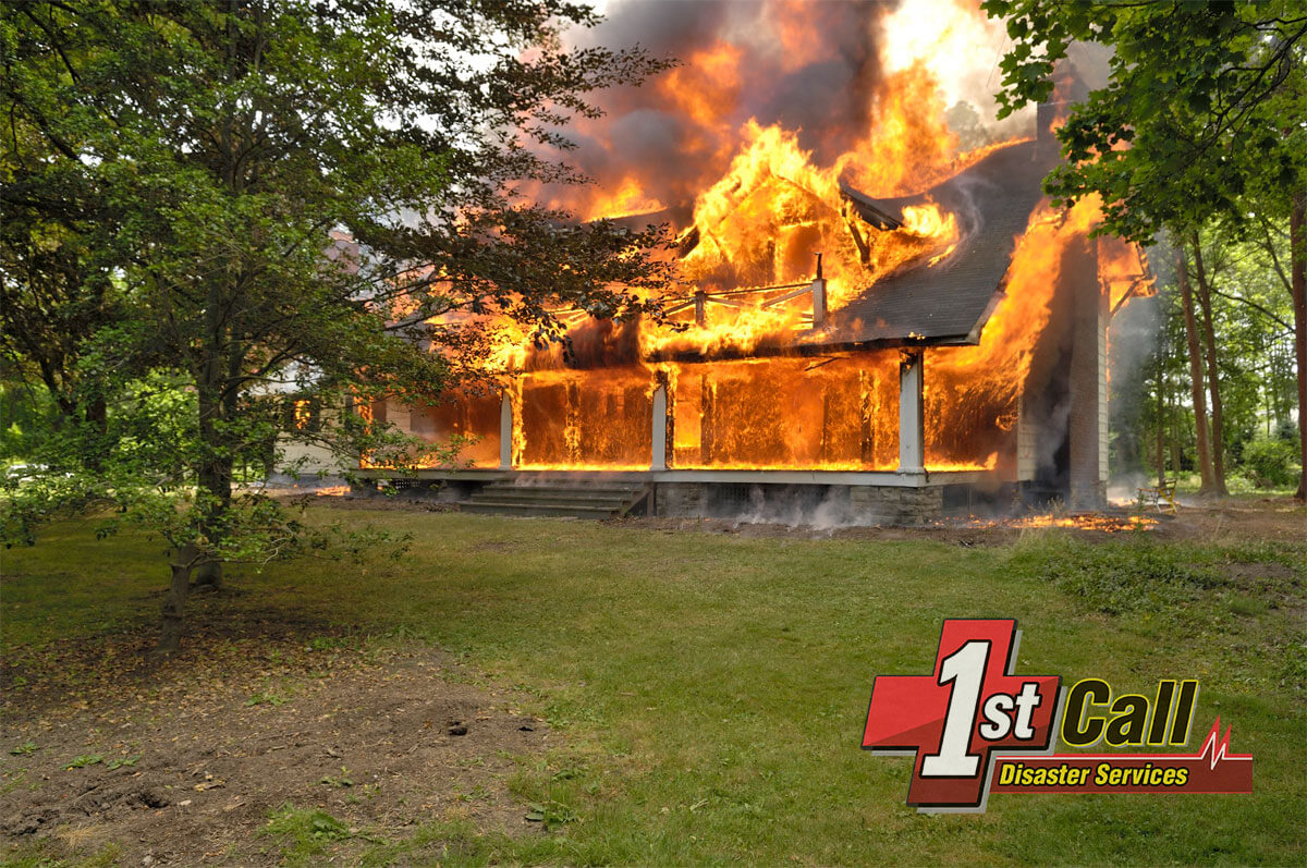 Fire Damage Restoration in Bellevue, KY